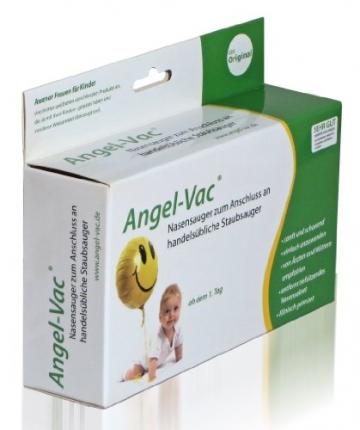 Angel-Vac Nasensauger für Standard Staubsauger -
